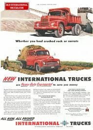 Old International Ads From The L,R,S Line 1950-1957 • Old ... Intertional Trucks For Sale Filmwerks Intertional Plans Powerful Presence At Super Bowl Li Tractors Semi Trucks For Sale Truck N Trailer New Used Inventory Heavy Medium Duty 2010 Lonestar 69122 Jerrdan Tow Wreckers Carriers Southwest Celebrates Its Hobbytoaruba Debut Houston Chronicle 2007 Century Rollback Tow Truck Youtube 20 Images Of Cars And 5 2014 Prostar Sumacher Cargo Logistics Google 1998 4700 25950 Edinburg