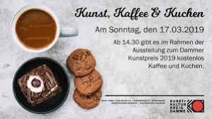 kunst kaffee und kuchen stadt damme