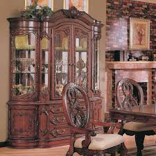 Dining Room Table And China Cabinet Buffet Sideboards Chinese Ebony Brass Sideboard Narrow