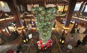 Whats Up With The Upside Down Christmas Tree Trend
