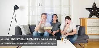 optoma hd29hlv hd hdr beamer heimkino de tuning edition