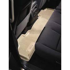 rear car truck floor mats carpets for nissan armada ebay