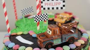 hup hup hurra cars torte zum kindergeburtstag annibackt