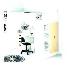 lit avec bureau int r lit mezzanine metal avec bureau dimension lit mezzanine 2 places