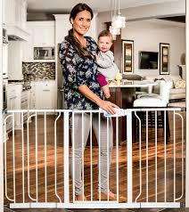 Summer Infant Decor Extra Tall Gate Instructions by Amazon Com Regalo Easy Step Walk Thru Gate White Fits Spaces