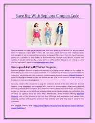 PPT - Save Big With Sephora Coupon Code PowerPoint ... 5 Tips For Selling Without Discounting Practical Ecommerce Tactics Coupon Code Coupon Applying Discounts And Promotions On Websites Using Promo Codes Marketing In 2019 A Guide With 200 Worth How To Use Coupons Offers Effectively 26 Best Examples Of Sales Inspire Your Next Offer Dynamis Alliance Twitter Dynamis 2018 Open Rollment Online Shopping 101 Easy That Basically Job 6 Ways Improve Your Coupon Strategy