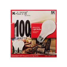 service 100w light bulbs 2 pack uninex international
