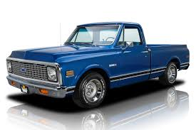 100 Cheyenne Trucks 136349 1972 Chevrolet C10 RK Motors Classic Cars For Sale