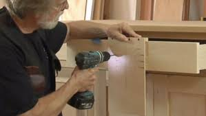 Diy Cabinet Knob Template by Build A Simple Jig To Drill Cabinet Handle Holes Perfectly Fine