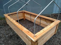 raised garden beds raised bed kits for sale MA NH RI Spruce or