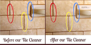 bathroom tile cleaner recipes with essential oils