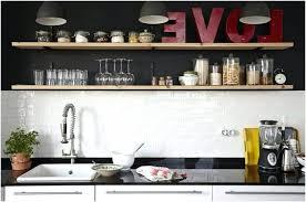 deco etagere cuisine idee etagere cuisine photo etagere cuisine ikea ouverte bois idees