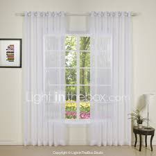 Cheap 105 Inch Curtains by Cheap Sheer Curtains Online Sheer Curtains For 2017