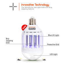 mosquito guard led bulb bug zapper 3rd generation