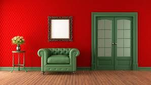 rote wand kombiniert mit grün so geht komplementär