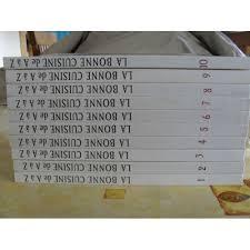a à z cuisine lots la bonne cuisine de a à z 10 volumes de loisir format