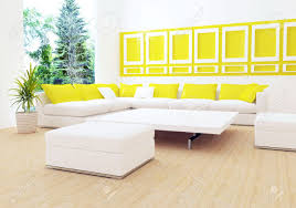100 Modern White Interior Design Interior Design Of Modern White Living Room With Big White Sofa