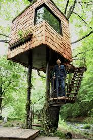 100 Tree House Studio Wood House By Takashi Kobayashi Japan A House And Furnishings