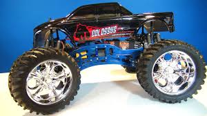 100 Monster Truck Adventures RC ADVENTURES CEN Racing GSTE COLOSSUS MONSTER TRUCK 4x4 RTR