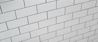 most what size is subway tile are the grout lines on color home