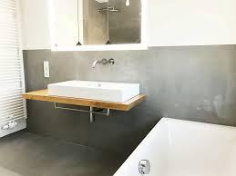 mikrozement badezimmer toilette badezimmer bad