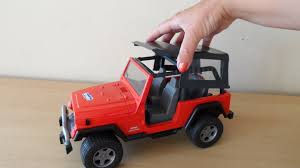 BRUDER TOYS RED 4 X 4 JEEP UNLIMITED WRANGLER - YouTube Cstruction Trucks For Children Learn Colors Bruder Toys Cement Bruder Tractors Claas New Holland John Deere Jcb 5cx Toys Youtube Children 02450 Cat Rolldozer Unboxing By Jack 4 Phillips Toy Garbage Truck Video 3 Videos Children And Tonka Toys Village New Road Mack Granite Dump Truck Rc Cveionfirst Load After Man Tgs Tanker 03775 Technology Of Boys 2014 Car Timber Scania Mobilbagger 0244 Excavator Site Dump Best Of Videos