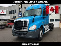 2012 Used Freightliner Cascadia Big Power, Extended Day Cab, Tank ...