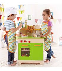 Hape Kitchen Set Nz by Gourmet Kitchen Green From Hape From The Wooden Toybox