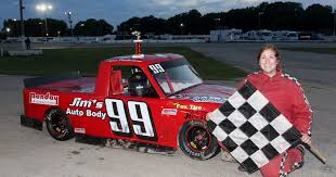 Vandermoss Nursing Slim Points Lead At Wisconsin International Raceway
