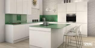 glas in küchen glas lange