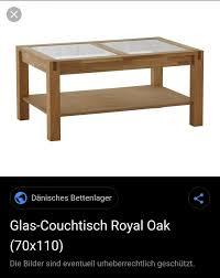 wohnzimmertisch royal oak