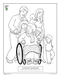 Love One Another Coloring Page 20