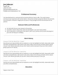 Sample Of 18 Should I Use A Resume Template You May Not Know