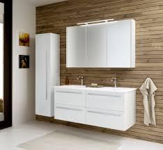 badmöbel set i bidar 3 teilig inkl doppelwaschtisch farbe weiß glänzend