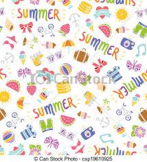 Summer Wear Vector Clip Art Eps Images 5088 Clipart Regarding Things