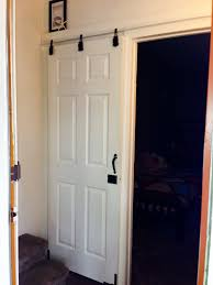 DIY Sliding Door.....cheap-o Style That I Did Using $6 Worth Of ... Barn Door Track Trk100 Rocky Mountain Hdware Contemporary Sliding John Robinson House Bring Some Country Spirit To Your Home With Interior Doors 2018 6810ft Rustic Black Modern Buy Online From The Original Company Best 25 Barn Door Hdware Ideas On Pinterest Diy Large Hinges For A Collections Post Beam Raising Ct The Round Back To System Bathrooms Design Bathroom Ideas Diy Rolling Classic Kit 6ft Rejuvenation