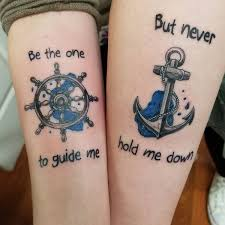 The Best Friend Tattoo Idea For Boy And Girl