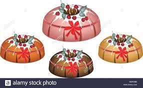 abbildung der gugelhupf oder traditionelle groß runde kuchen