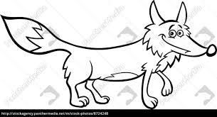 Animales Para Colorear Zorro Wwwacelesitecom