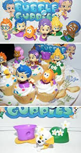 best 25 bubble guppies cake toppers ideas on pinterest bubble