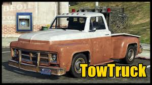 GTA V Online - Tow Truck Gameplay - We Need TOW TRUCK IN ONLINE ...