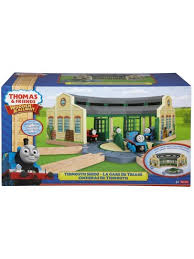 Trackmaster Tidmouth Sheds Youtube by Thomas U0026 Friends Wooden Railway Tidmouth Sheds Mr Toys Toyworld