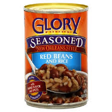 Amazon Glory Foods Red Beans Rice Ssnd 15 OZ Pack Of 12 Health Personal Care