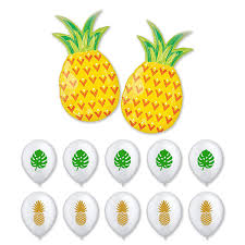 Amazoncom BALONAR Summer Party Pineapple Balloons For