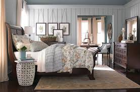 Moultrie Park Sleigh Bed by Bassett Furniture Traditional