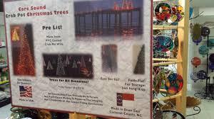 Crab Pot Christmas Trees by Jackson U0027s Nursery U0026 Landscape Center