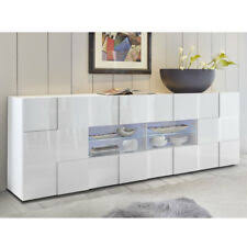 weiße sideboards hochglanz günstig kaufen ebay