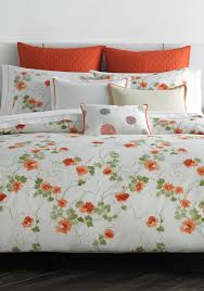 Chicago Bulls Bed Set by Vera Wang Orange Blossoms Bedding Collection Belk