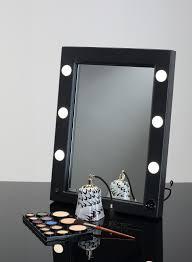 MW01 TSK Makeup portable mirror with lights