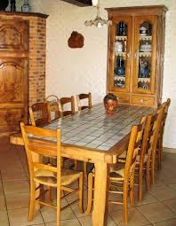 modele de table de cuisine modele de table de cuisine en bois remc homes